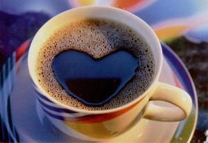наслаждение, кофе