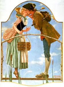 день святого валентина, любовь