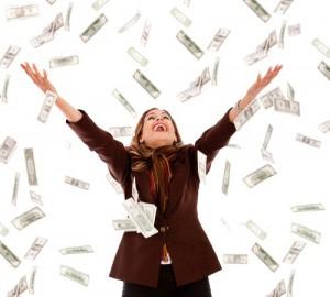 счастье, деньги