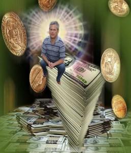 закон дарения и получения,деньги