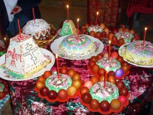 Пасха великий праздник