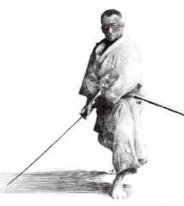 Притча. Мудрый самурай