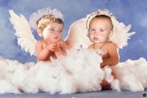 Притча.Два Ангела